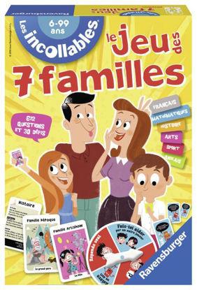 Image de Jeu des 7 familles