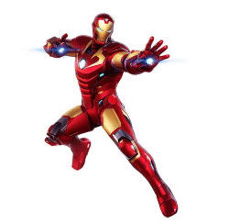 Image de la catégorie Iron man
