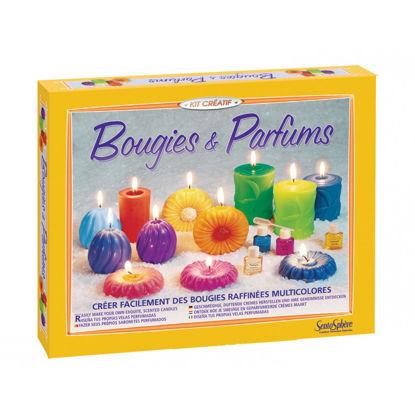 Image de BOUGIES PARFUMS NATURE