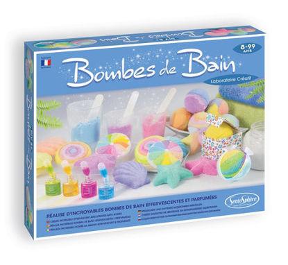 Image de BOMBES DE BAIN