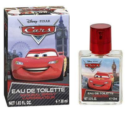Image de Eau de Toilette Cars 30ml