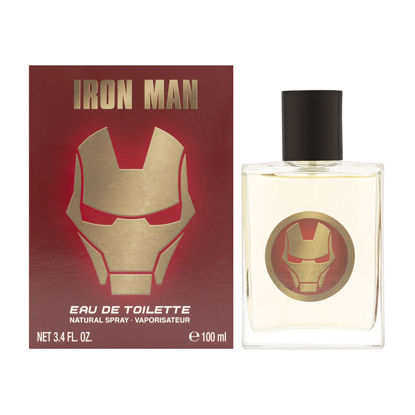 Image de Marvel Iron Man  Eau De Toilette 100ml