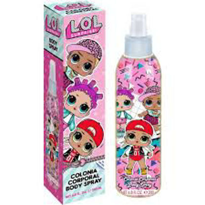 Image de LOL BODY SPRAY 200ML