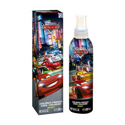 Image de CARS SPRAY 200ML