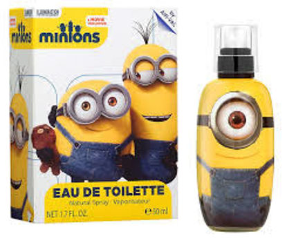 Image de Minions Edt Spray 50ml