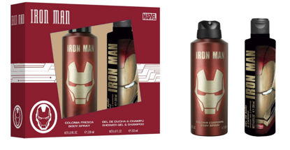 Image de IRONMAN SET BS 200 +GEL +SHAMPOI