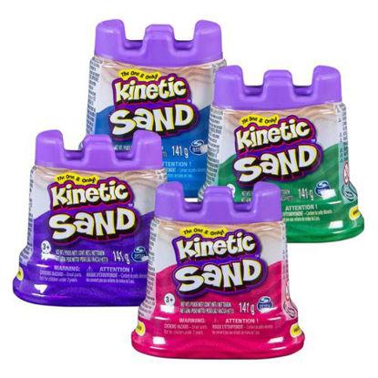 Image de MINI RECHARGE 140 G Kinetic Sand (assort) (barquette)