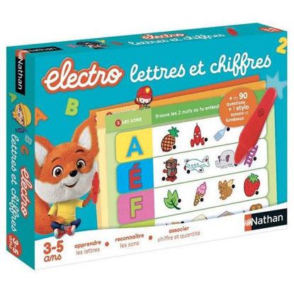 Image de Electro Lettres et chiffres 31522