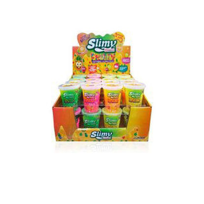 Image de Fruity Slimy - 80 gr. - Display (5 couleurs)