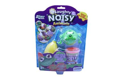 """Image de Slimy """"Noisy Animals"""" Blister (4 couleurs)"""
