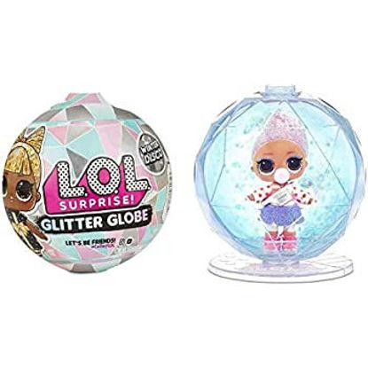 Image de L.O.L. Surprise - Glitter Globe - Asst. en présentoir 12pcs