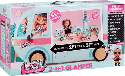 Image de L.O.L. Surprise - 2in1 Glamper