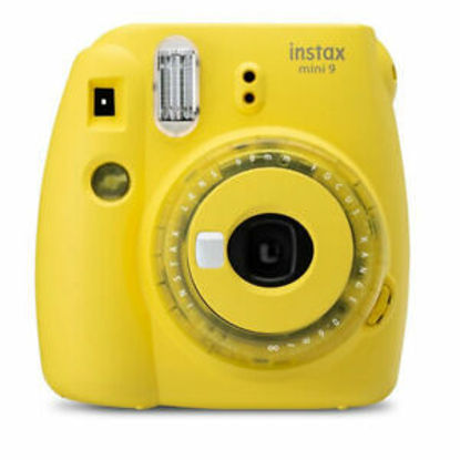 Image de Fujifilm Instax Mini 9 Instant camera YELLOW