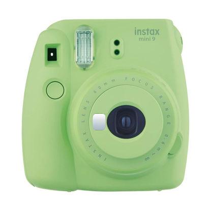 Image de Fujifilm Instax Mini 9 Instant camera  IIME GREEN