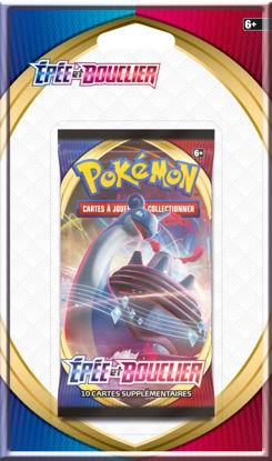 Image de Pokémon Épée et Bouclier 01 : Booster (Blister)