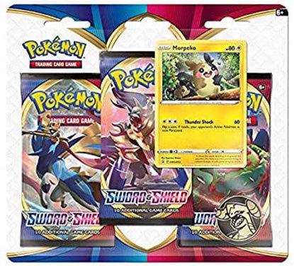 Image de Pokémon  Épée et Bouclier : Pack 3 boosters Février 2020