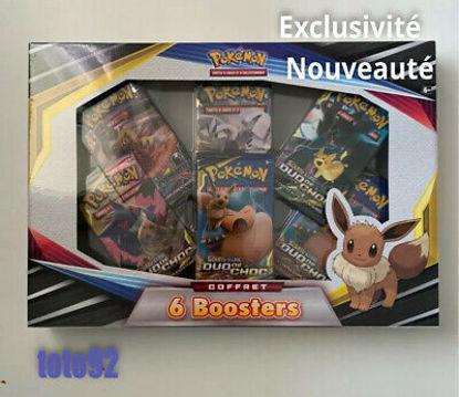 Image de Coffret Pokémon 6 boosters 2020