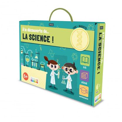 Image de A LA DECOUVERTE DE LA SCIENCE!