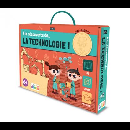 Image de A LA DECOUVERTE DE LA TECHNOLOGIE!