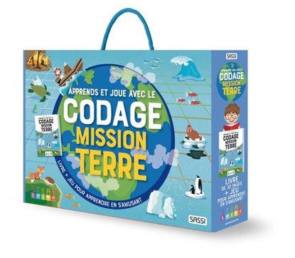 Image de APPRENDS ET JOUE AVEC LE CODAGE - MISSION TERRE