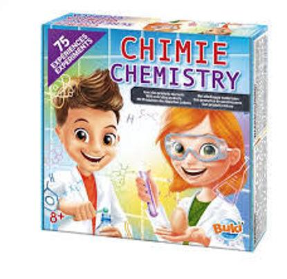 Image de Chimie 75 expériences