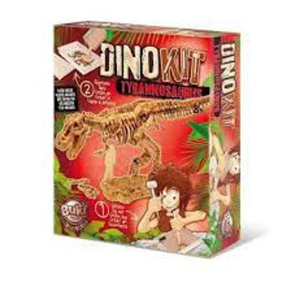 Image de Buki Dino kit  tyrannosaure