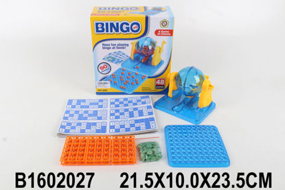 Image de BINGO LOTTO  1602027