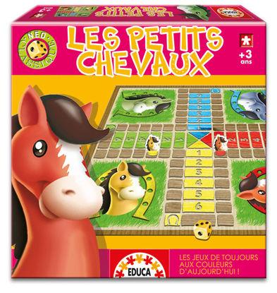 Image de Les petits chevaux 14568