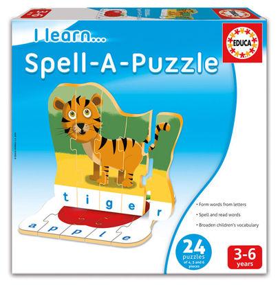 Image de Spell-A-Puzzle 16416