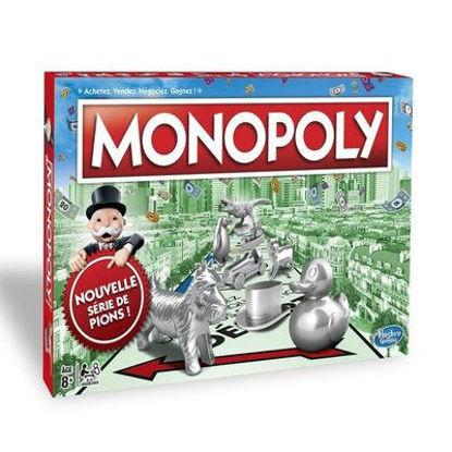 Image de Monopoly classique C1009/101 version française