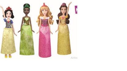 Image de D.Princess Fashion Doll asst E4021