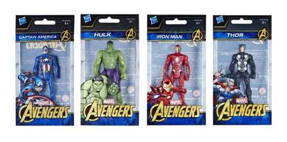 Image de HASBRO Figurine Avengers asst E4353