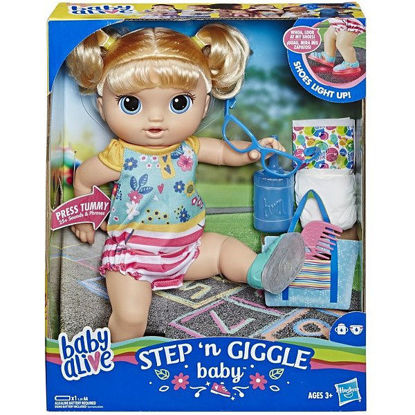 Image de Baby Alive Step+access E5247