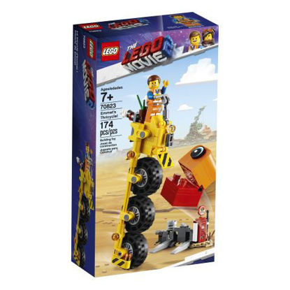 Image de Le tricycle d'Emmet 70823