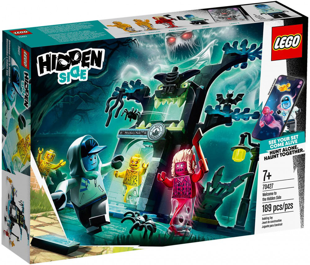 Le monde hanté d'Hidden Side 32