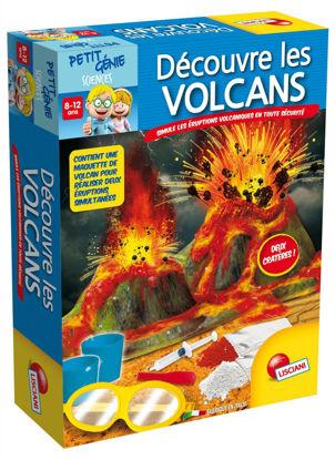 Image de A la découverte des Volcans F50987