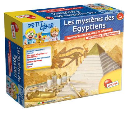 Image de Les mystères des egyptiens F45150