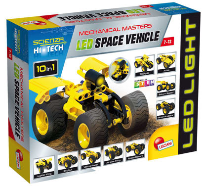 Image de Hi-Tech Led Space Vehicle 65868