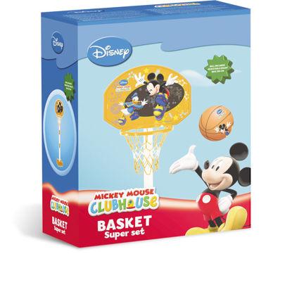 Image de Super panneau Basket Mickey 18085