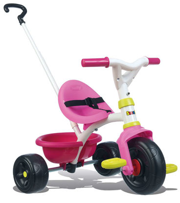 Image de Tricycle Be Fun rose 740322