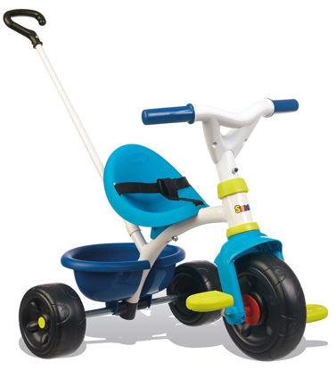 Image de Tricycle Be Fun bleu 740323
