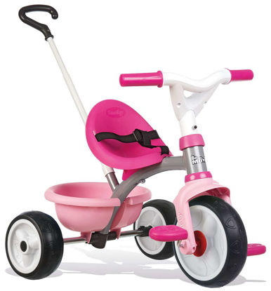 Image de Tricycle Be Move rose 740327
