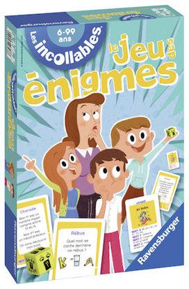 Image de LE JEU DES ENIGMES 26568