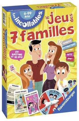Image de Jeu de 7 familles 26624
