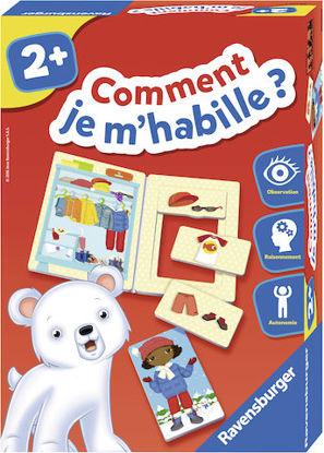 Image de COMMENT JE MHABILLE 24031