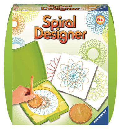 Image de Mini-Spiral Designer vert 29709