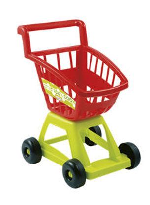 Image de Chariot supermarché vide 1226