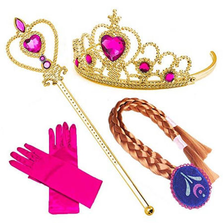 Image de la catégorie Accessoires pour fillettes