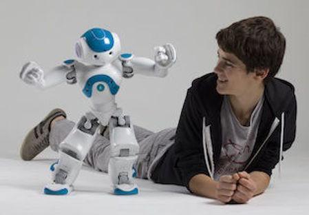 Image de la catégorie Robots