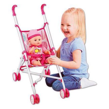 Image de la catégorie Poussette pour poupée